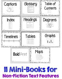 Best 25+ Nonfiction text features ideas on Pinterest | Text ...