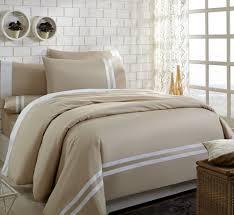images gallery donetella king size cotton applique pattern beige duvet covers