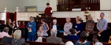Welcome New Members - First Parish in Lexington
