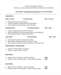 Resume Definition Unique Chronological Resume Definition 28 Player
