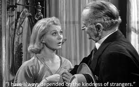 norman holland on elia kazan <em>a streetcar d desire< em i have always relied on the kindness of strangers