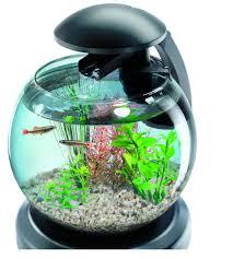 Details About Tetra Cascade Globe Led Light Waterfall Feature Fish Tank Glass Bowl Aquarium