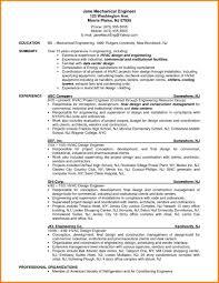 Hvac Resume Examples 100 Hvac Resume Sample Based Resume 41