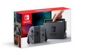 Nintendo Switch Console Gray Joy-Con ...