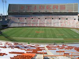 Clemson Memorial Stadium View From Section Ue Vivid Seats