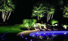 luxury outdoor lighting popular design ideas with landscape blue led pool backyard lights uk luxury outdoor lighting