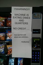 Do Vending Machines Take Dimes Enchanting 48 Notes That Were Actually Found On Vending Machines CollegeHumor