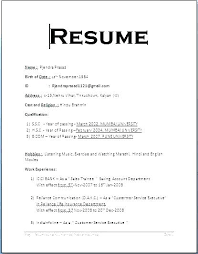 Format For Resumes Best Layout Of Resume For Job Samples Of Simple Resumes Format Of Resume