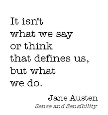 best words actions speak louder than words images on ~jane austen sense sensibility actions speak louder than words