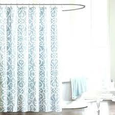 grey ruffle curtains gray ruffle curtains blue ruffle shower curtain bath and beyond curtains gray