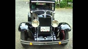 FOR SALE 1930 Chevrolet 4 Door Sedan IN FAIRFIELD ME 04937 - YouTube