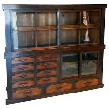Cabinet Sliding Glass Door Hardware Century  Antique For Sale E84