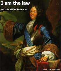 Xiv Quote Adorable Louis XIV Of France Quotes At StatusMind