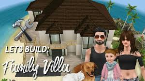 🎥LETS BUILD: Family Villa🌴 - Stacie Sims Freeplay - YouTube