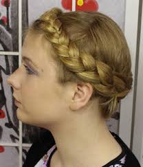 Haarkranz Bei Langen Haaren Flechtfrisur Youtube