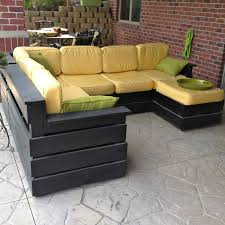 Patio Furniture Impressive Appealing Outdoor Sectional Design With