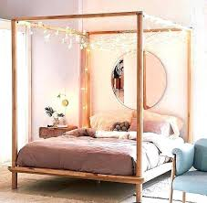 Ikea Poster Bed Four Poster Bed Frame Double Ikea Four Poster Bed ...