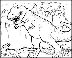 Disegni Di Dinosauri Da Colorare Gratis Immagini Di Storia