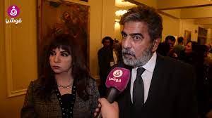 """جمال عبد الناصر: من حق الفنان الجديد أن يأخذ دور بطولة.. وزوجته تنتقد  """"شللية"""" النجوم! - YouTube"""