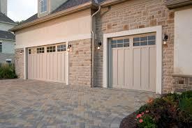 top garage door color beige taupe an door