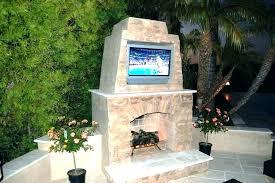 patio fireplace kits outdoor stone fireplace kits fresh trend wood burning kit age modular indoor stone