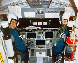 Image result for The first free flight of the Space Shuttle Enterprise