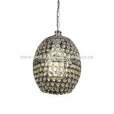 china e27 restaurant bedroom lobby round ball shape gold crystal chandelier pendant lights