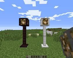 Lamp Post Minecraft Minecraft