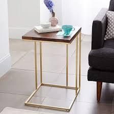 grasstanding eplap 17621 urban furniture. grid frame side table westelm grasstanding eplap 17621 urban furniture