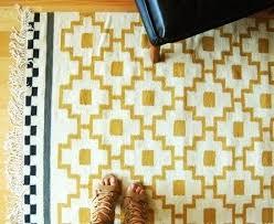 grey and yellow rug ikea grey yellow white see more rug