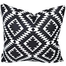 white outdoor s aztec reverse inca black white outdoor cushion ndash razzino furniture