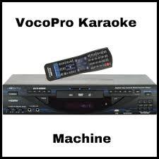 vocopro dvx890k karaoke player review • singing tips and karaoke vocopro karaoke machine