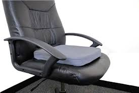 image of office chair cushions