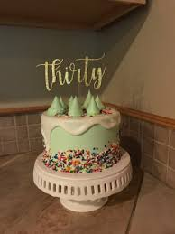 Ordered This Cake For My Husbands 30th Bday Amazing Cute