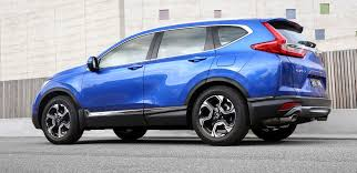 2018 Honda CRV Colors