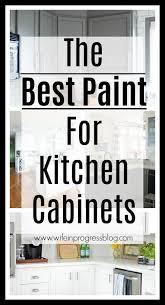 best paint for kitchenThe Best Paint for Kitchen Cabinets  Wife in Progress