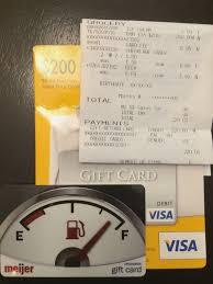 15 visa gift cards at meijer frugalhack