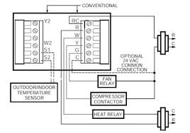 thermostat wiring diagrams wiring diagrams best thermostat wiring diagrams wire illustrations for tstat installation 4 wire thermostat wiring diagram honeywell thermostat wiring