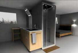 spacesaving furniture. Bathroom-Integrated Kitchens Spacesaving Furniture