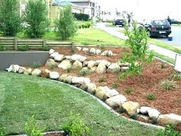 garden edgers. Stone Garden Edges Ideas Edging Landscape Tiles Lawn Stones Edgers