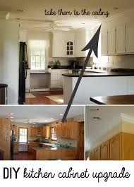 elegant what is the space above kitchen cabinets called k c r