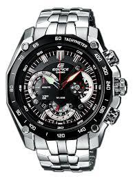 casio watches black chain best watchess 2017 casio 550 black dial silver chain watch for men best