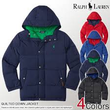 shushubiz   Rakuten Global Market: Polo Ralph Lauren boys down ... & Polo Ralph Lauren boys down jacket QUILTED DOWN JACKET 4 colors, S M L XL,  casual Adamdwight.com