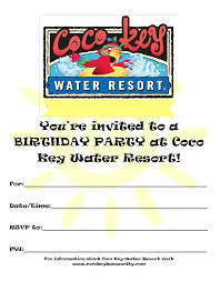 Downloadable Birthday Invitations Downloadable Birthday Party Invites