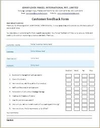 Presentation Feedback Form Template Training Feedback Report Template 3 For Students Shiftevents Co