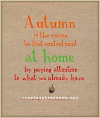 Fall Quotes About Love Interesting Inspired Holidays Day 48 Why I Love This Season The Inspired Room