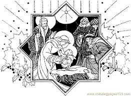 Small Picture Religious Christmas Coloring Page 20 Coloring Page Free Angel