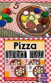 ideas about pizza number felt pizza busy number mats 1 10 pizza
