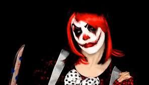 clown makeup tutorial easy scary clown 31 days of gif rechercher faire et parer des gifs gfycat