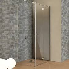 box docce 2b series 4000 h3 corner shower enclosure with bi fold doors and